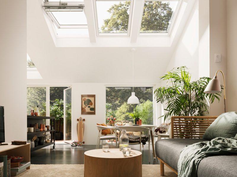 Finestre per tetti VELUX INTEGRA elettriche e solari