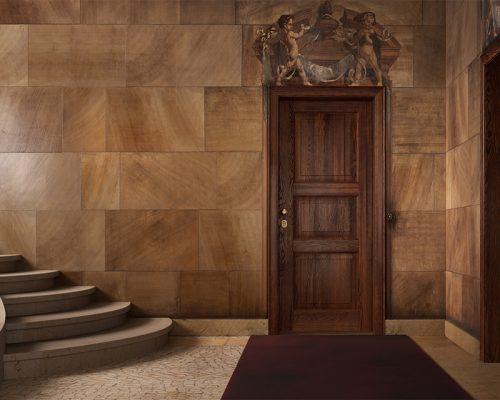 Porta blindata Garofoli Sovrana_appartamento_pianerottolo_2