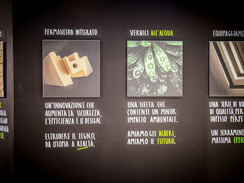 BG Legno Factory Store di Arezzo Berneschi infissi