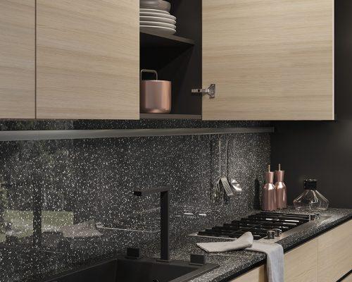 Cucina parete fisarmonica_PART 2