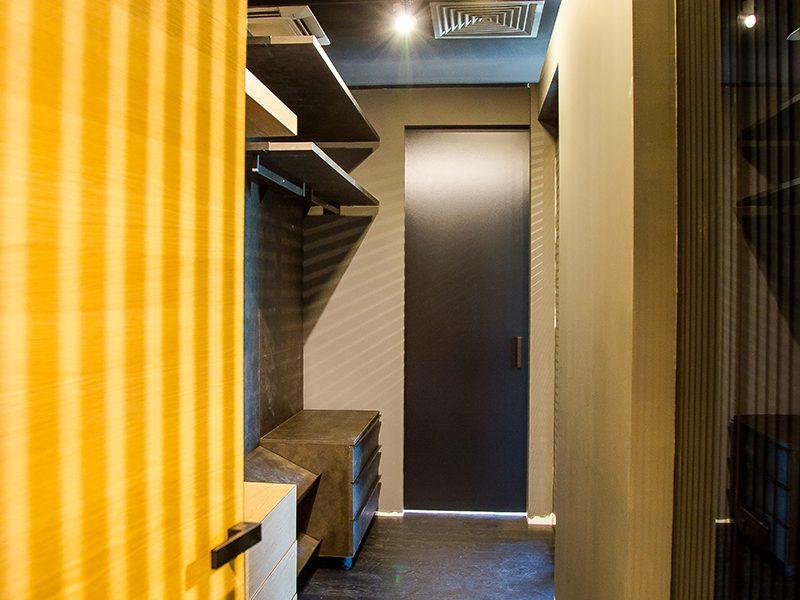Porte interne legno cabine armadio e pareti attrezzate Garofoli Berneschi infissi Arezzo