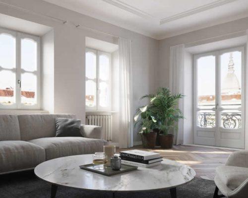 Romantica-finestre-legno-Berneschi-Infissi Arezzo