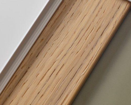 Profili finestre in legno Finstral Arezzo Sistema Berneschi